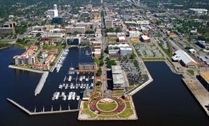 Pensacola Florida Downtown