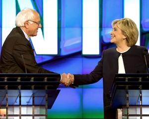 Sanders-Clinton 10-13-2015