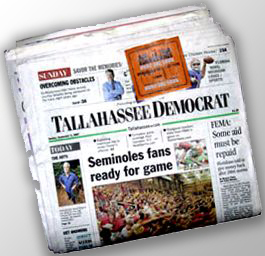 Tallahassee Democrat Newspaper