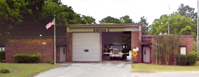 Pensacola Fire Station 3