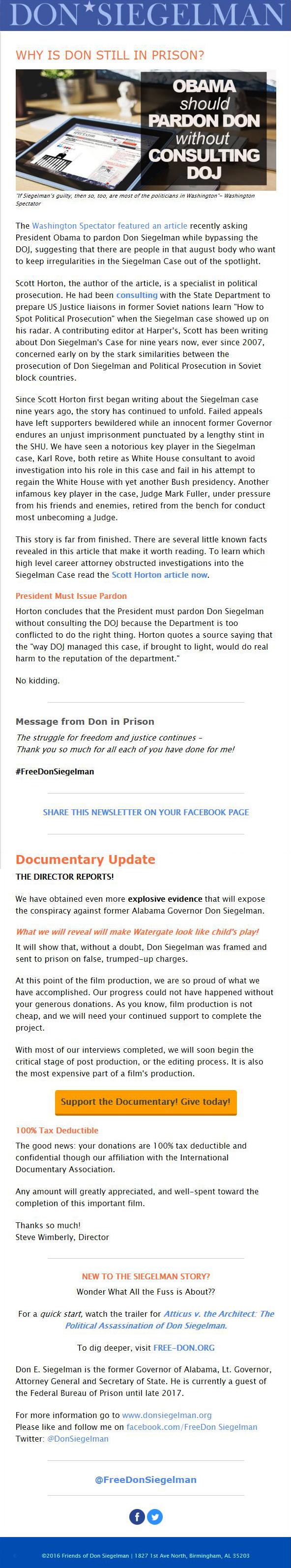 Siegelman-Obama-Pardon